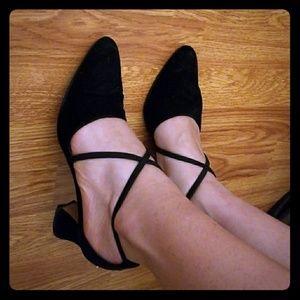 Vintage low heels